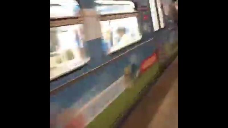 Поезд агитатор