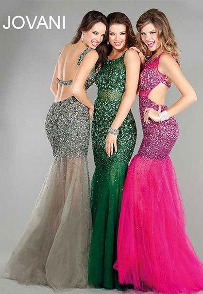 Модные платья на выпускной 2013 с фото