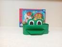 Маска-мордочка Лягушка Поделки своими руками вместе с детьми