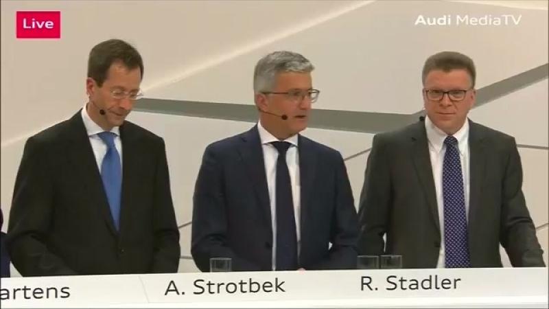Audi-Chef Stadler im Zuge des Abgasskandals vorläufig festgenommen.mp4