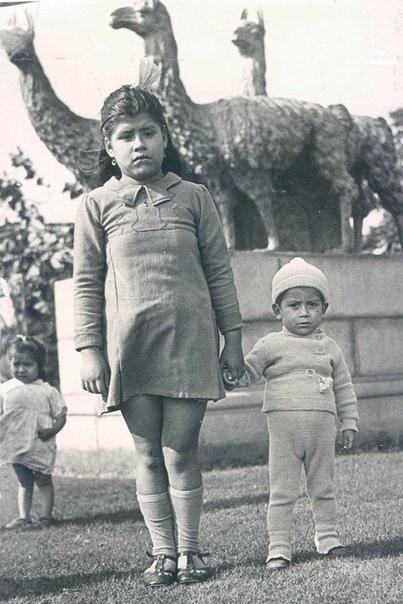 Самая юная мать в истории.