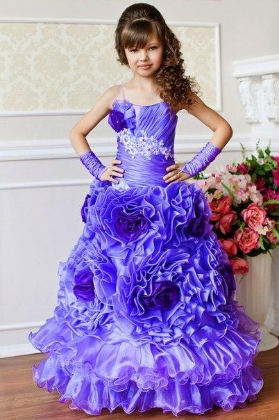 Платья для 7 лет