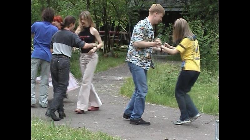 Наташа И Шерстюков 2002