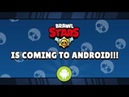 Brawl Stars: Android Launch! |Sc studio