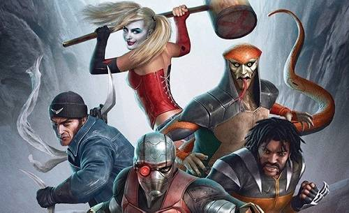 Suicide Squad Hell torrent