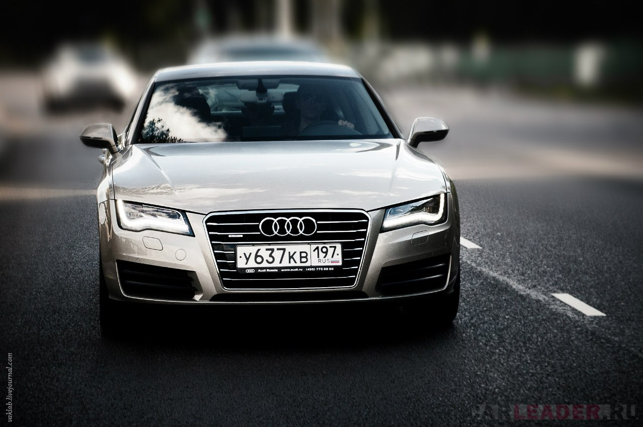 Audi A7 2.8 FSI V6