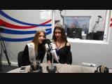 Гости в студии. Алена Дьячкова и София Минка
