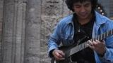 when 2 guitars fuse on an Backing Track enjoying the improvisation