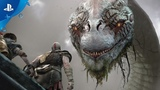 God of War - Be A Warrior PS4 Gameplay Trailer E3 2017