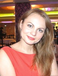 Лена Чуприна(Залялова)