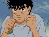 Первый шаг Hajime no Ippo 2 серия