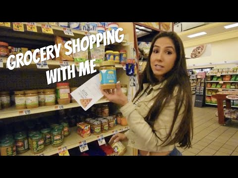 Road to the Olympia 2018- Episode 3- 9 weeks out- Grocery shopping.