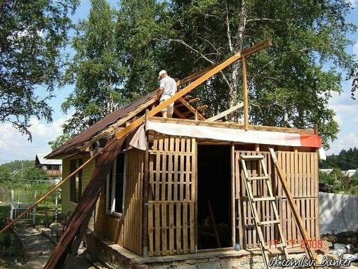 Строим дом своими руками 24