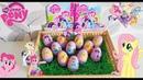 My little Pony 2018 Kinder Surprise Eggs 2018