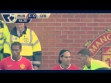 Radamel Falcao || First Appearence For Manchester United vs QPR 14/09/2014 HD