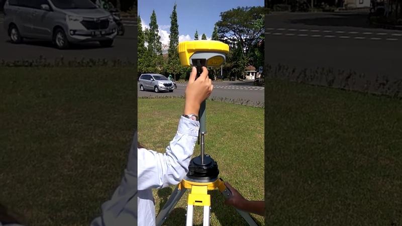 0813 2836 1414 (Telkomsel) | Pengunaan RTK GPS GNSS untuk Pemetaan di Banten
