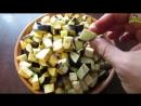 Баклажаны на вкус, как грибы, за 1 сутки. Маринуем. Рецепт. 07.18г. Семья Бровченко.