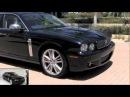 2009 Jaguar XJ Portfolio Edition Celestial Black Gulfstream Motorcars