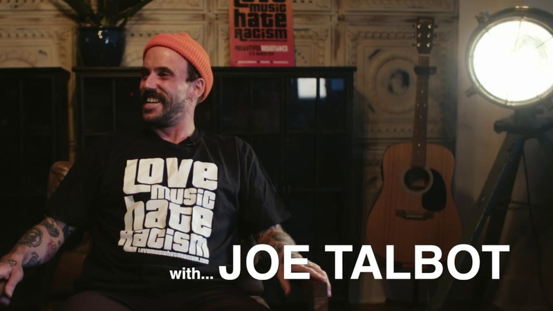 IDLES x Love Music Hate Racism Part 1