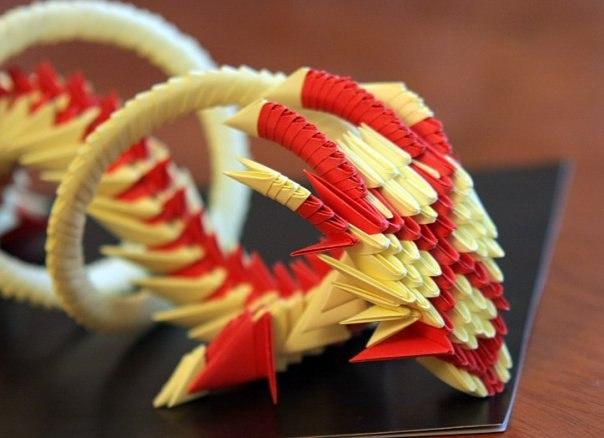 Модульное оригами!