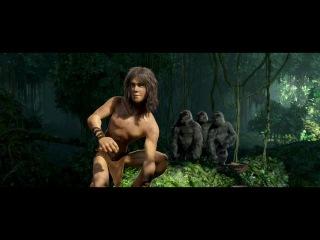 Тарзан/ Tarzan (2013) тизер