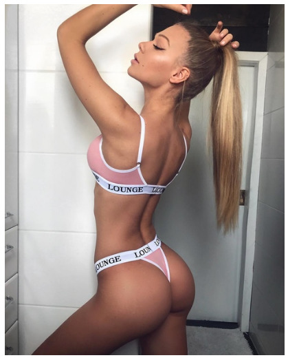 Muscle fitness sex