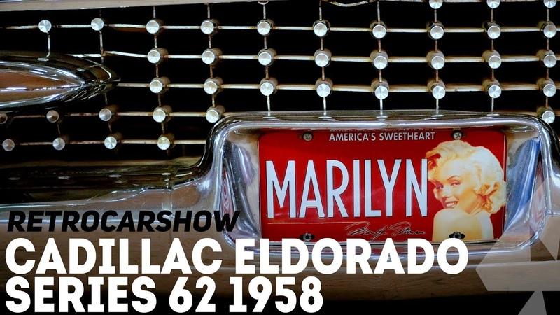 RetroCarShow 4 Cadillac Eldorado Series 62 1958