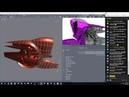 Blender Modelling Snail Ship Part 4
