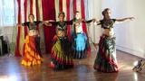 Sirin Tribe - American Tribal Style quartet @ Home Party Sirin Tribe