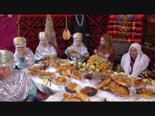 «По секрету всему свету» с Ольгой Кузьминой. Туркестан. Анонс