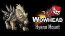 Hyena Mount