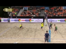 Plavins-Tocs LAT vs Kantor-Losiak POL (FINAL, The Hague 4-Star 2018)