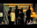 [FANCAM] 111129 MAMA SJ at backstage after Perf - Eeteuk meetup with KangSora