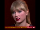 Taylor pronouncing her name with an aussie and british accent