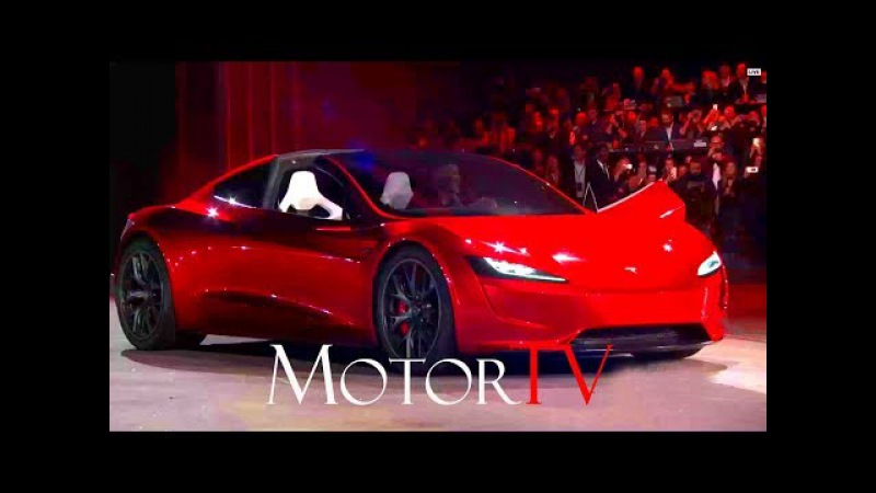 ALL NEW 2020 TESLA ROADSTER TESLA SEMI TRUCK REVEALl FULL EVENT HD l Unveiled by Elon Musk (ENG)