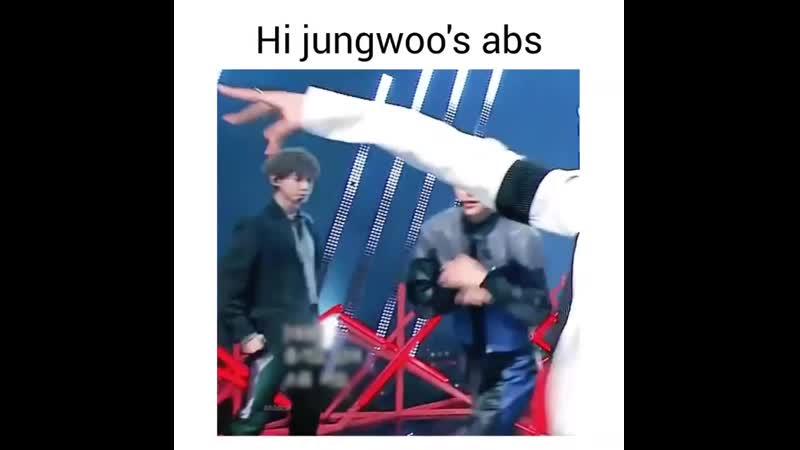 Hi jungwoos abs