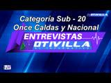 Once Caldas Vs. Nacional - Categor