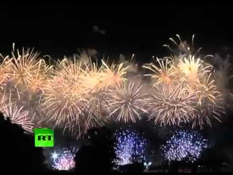НЛО на Олимпийских играх в Лондоне UFO in London on the Olympic Games