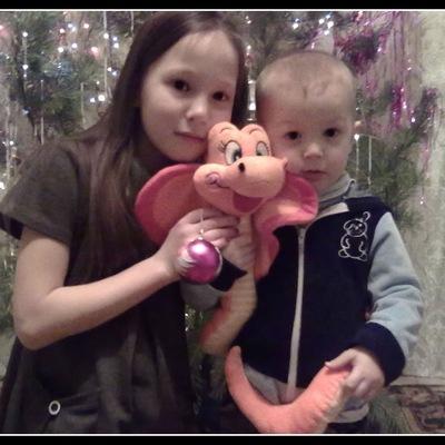 Элина Габдуллина, 30 июля , Уфа, id165591595