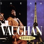 Sarah Vaughan альбом In the City of Lights