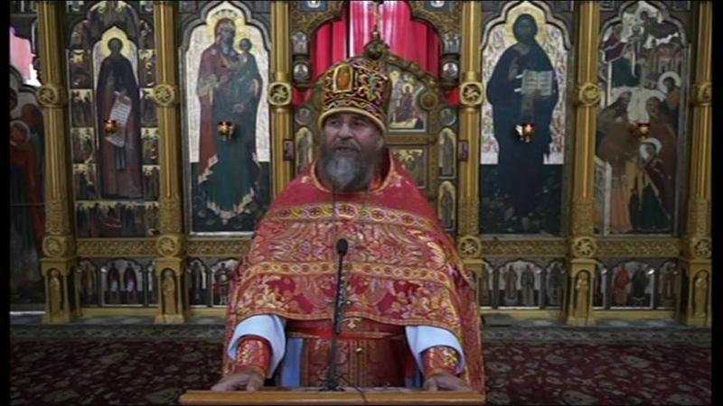 Архимандрит Амвросий Юрасов Все болезни от наших грехов Проповедь 11 мая 2014 г