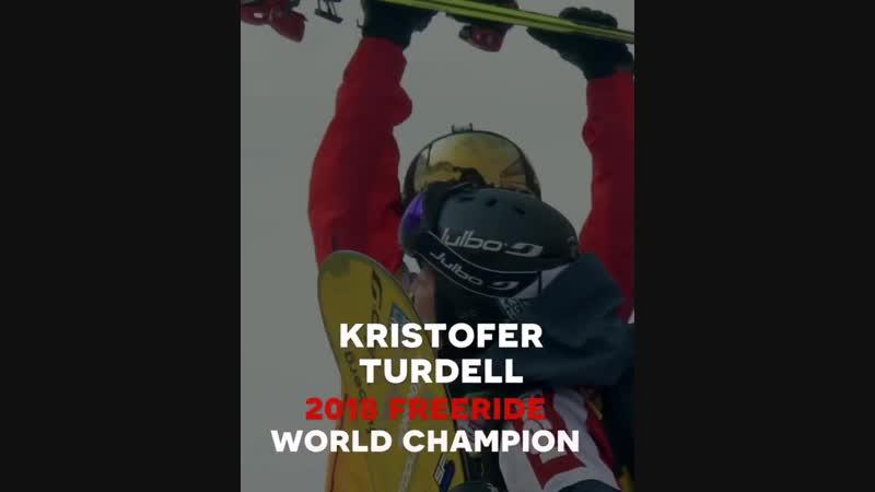@kristoferturdell's story of how he won FWT18 @fabiostuder Зона Экстрима 143 sport life 24