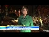 Paul Walker Dead in Fiery Car Crash Valencia Paul Walker Fast & Furious Star Dead