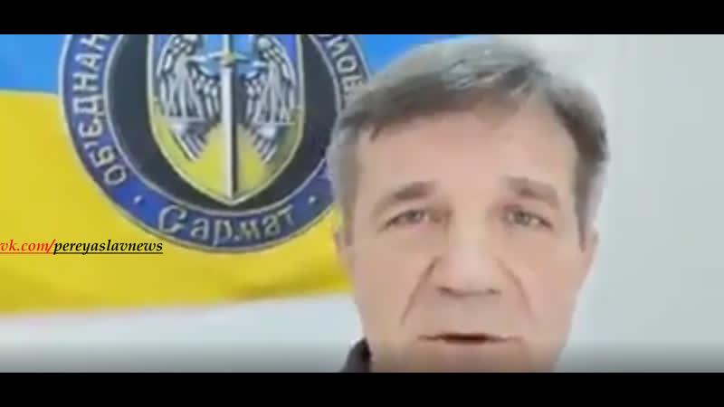 Сволочь Барна дискредитирует форму ВСУ в которой приперся на эфир Ветерана АТО которого порошенко и Муженко предали в Илов