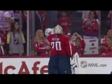 Braden Holtby tried to give a little kid a puck
