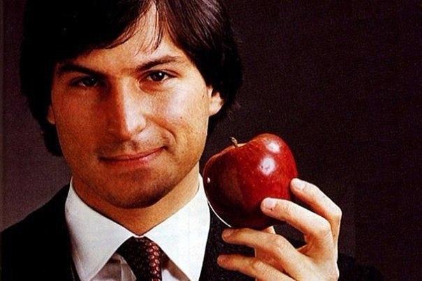 Стив Джобс. История о любви и потери.Мне повезло — я нашёл свое приз