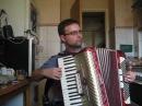 Bo z dziewczynami - accordion, akordeon