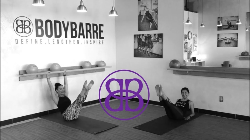 ❈❈ BODYBARRE SO HARD ❈❈ Ab Workout with PAIGE