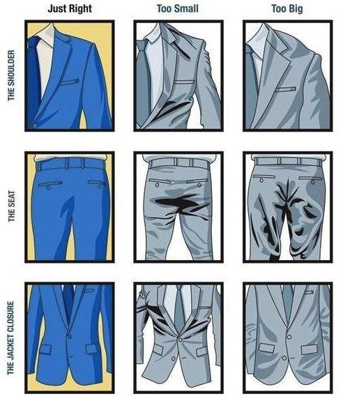 Несколько важных правил для мужчин!