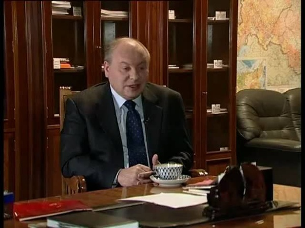Гайдар - Хасбулатов. Дебаты о событиях 1993 года ч.3